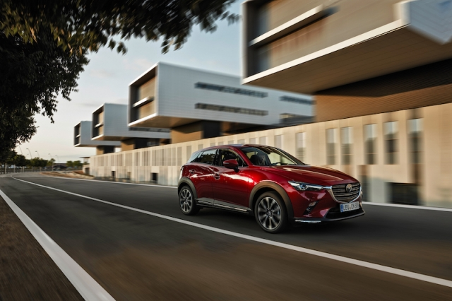 05 2018 MAZDA CX 3 ACTION FRONT
