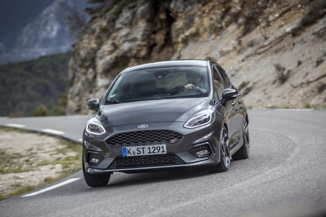 2018FordFiesta MAGNETIC ST 11
