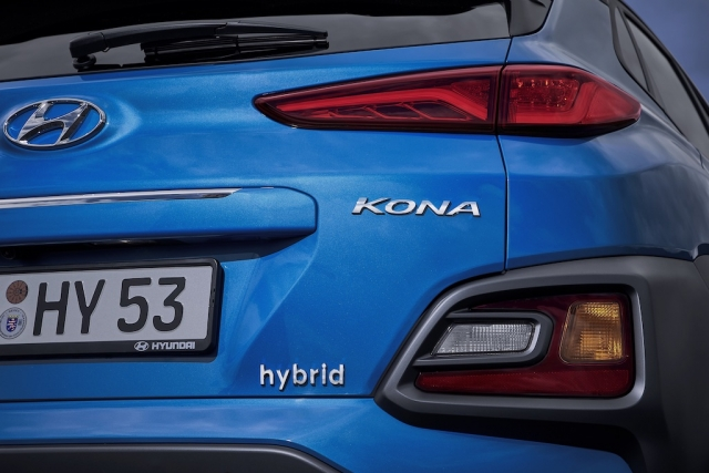 All New Kona Hybrid 13