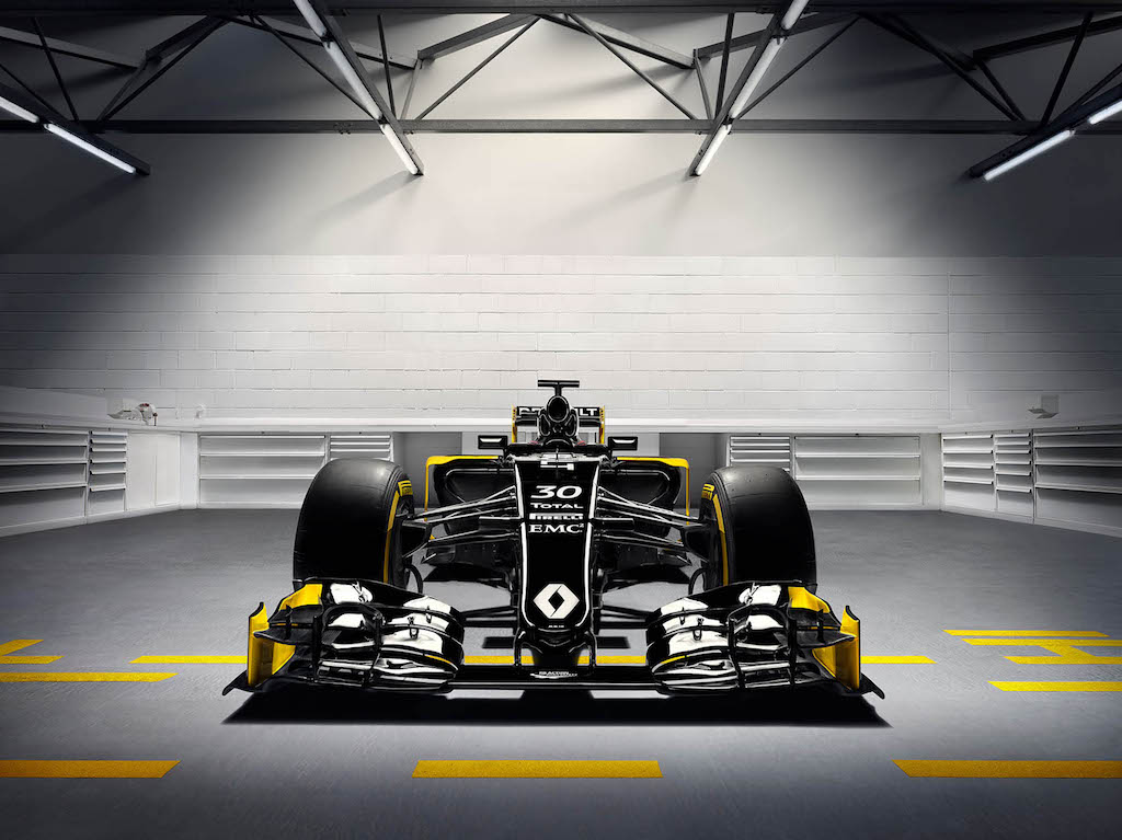 renault terug met eigen team in formule 1. Black Bedroom Furniture Sets. Home Design Ideas
