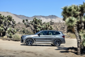 TEST: BMW X3 M Competition: Tank op steroïden
