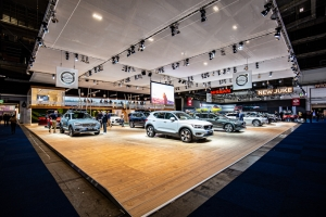 VIDEO: Volvo @ Brussels Motor Show 2020