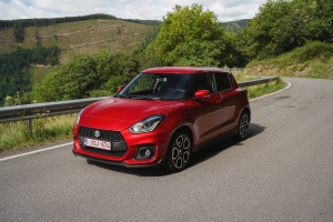 TEST: Suzuki Swift 1.4 Sport Hybrid 48V: Pittig baasje