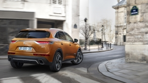 Nog even geduld: DS 7 CROSSBACK