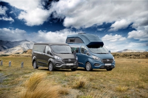 Ford presenteert Transit Custom Nugget-camper