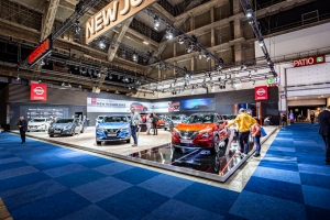VIDEO: Nissan @ Brussels Motor Show 2020