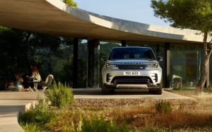 Land Rover presenteert Discovery Landmark Edition