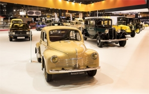 Renault en Alpine op het Salon Retromobile 2018