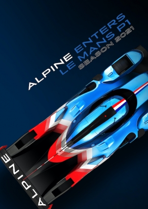 Alpine Endurance Team gaat in LMP1-enduranceklasse racen