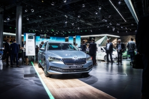 Skoda @ IAA Frankfurt 2019 (video)