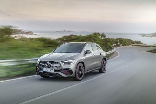 TEST: Mercedes GLA 200d: sportief SUV-concentraat