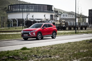 TEST: Mitsubishi Eclipse Cross 2.2 Di-D 4WD Instyle AT: Diesel-Unicum