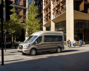 Nu ook 10-trapsautomaat voor Ford Transit