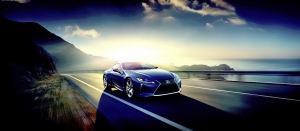 Beauty First: Lexus onthult de LC 500h in Genève