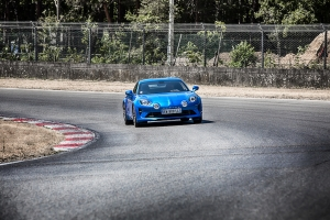 La Piste Bleue Alpine Trackday @ Circuit Zolder (video)