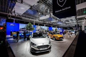 Ford op het autosalon van Brussel 2019 (video)