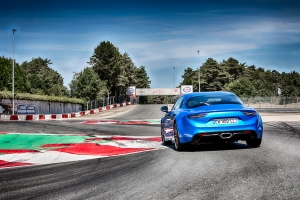 Alpine-trackday op Circuit Zolder