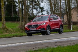 TEST: MG ZS EV: Elektrische crossover uit China