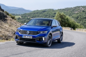 "Let's Rock With The VW T-Roc ""R"""