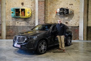 VIDEOTEST: Mercedes-Benz EQC: Electric Quiet Car