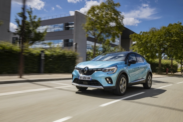 VIDEOTEST: Renault Captur E-TECH Plug-in Hybrid