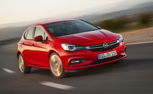 Opel Astra verkozen tot Lease Car of the Year 2016