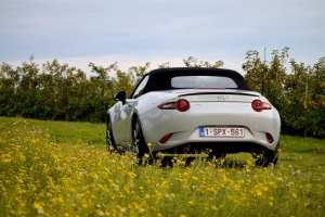 TEST: Mazda MX-5 160 Edition: The finishing touch