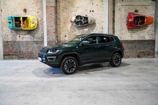 VIDEOTEST: Jeep Compass 4xe Plug-in Hybrid
