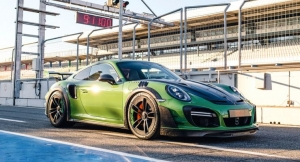 TechArt-Porsche 911 GT street RS - 770 pk