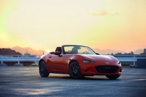 Mazda presenteert in wereldpremière de MX-5 30th Anniversary Edition