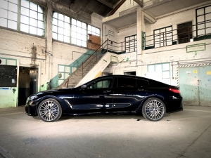 TEST: BMW 840d xDrive Gran Coupé (video)