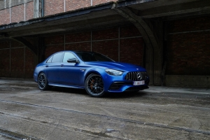 TEST: Mercedes-AMG E63 S 4MATIC+ 2021: Alles is relatief