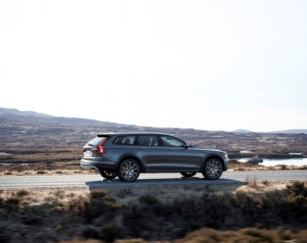 TEST: Volvo V90 Cross Country D5 AWD: Ga je mee op reis?