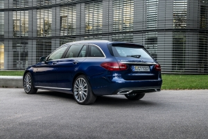 TEST: Mercedes-Benz C 300 de Break: Schoolvoorbeeld