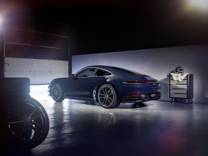 "Porsche 911 ""Belgian Legend Edition"""