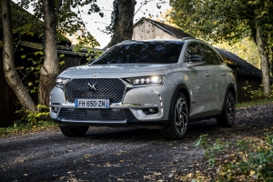 Dit is de DS 7 CROSSBACK E-TENSE 4X4