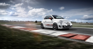 Abarth Driving Academy 2016 in Mettet