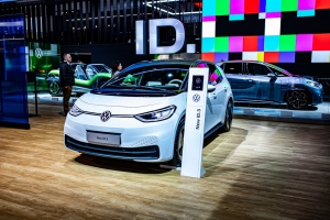 VIDEO: Volkswagen @ Brussels Motor Show 2020