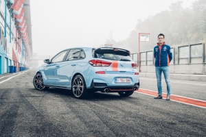 Hyundai i30 N Thierry Neuville Limited Edition
