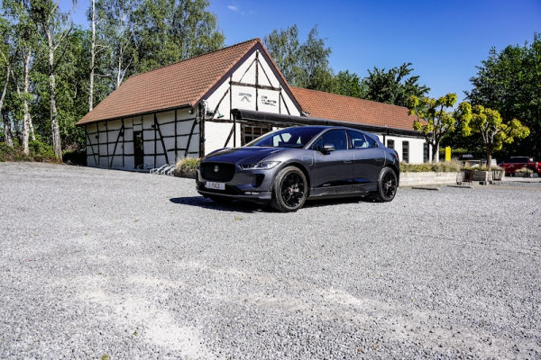 TEST: Jaguar I-Pace: A valuable player