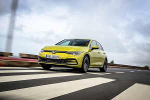 TEST: Volkswagen Golf VIII 1.5 TSi: digitale (r)evolutie