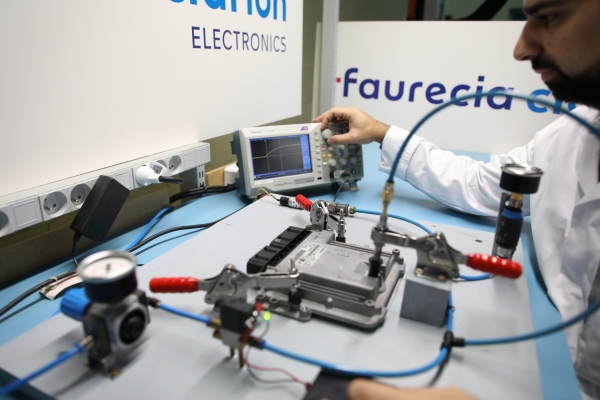 Renault en Faurecia: partnership voor multimerkreparaties van elektronica
